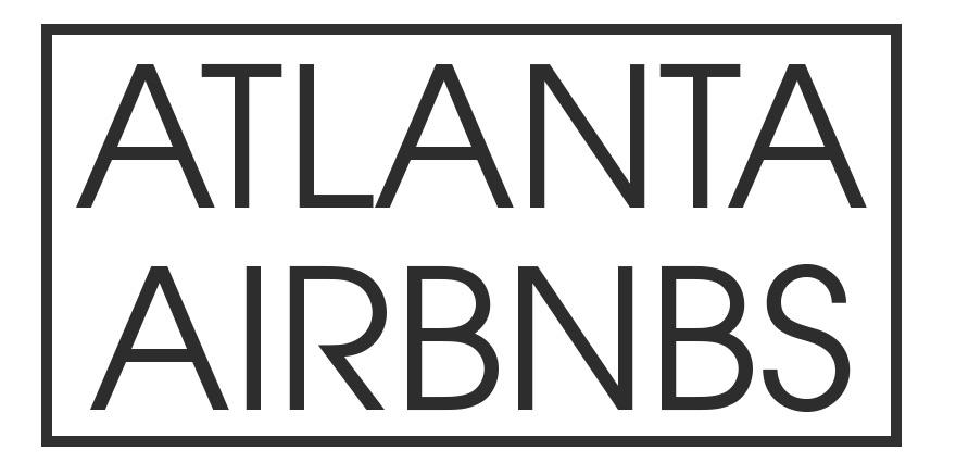 Atlanta AirBnBs