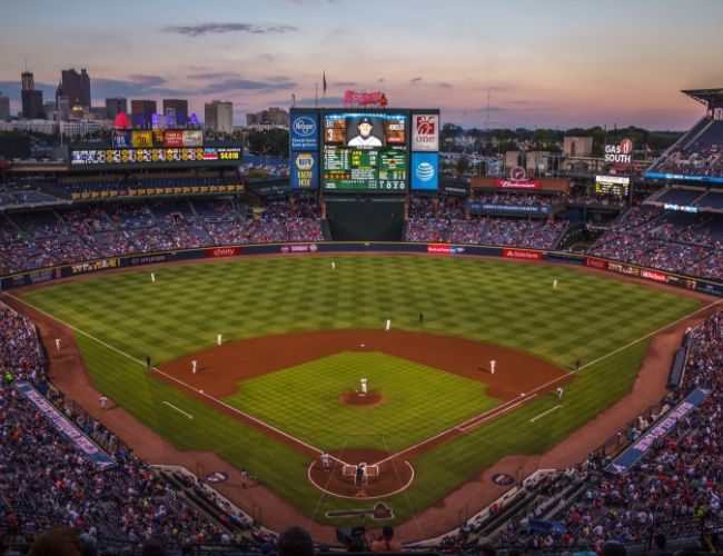 Ten Atlanta sports games you don't want to miss - Atlanta Braves