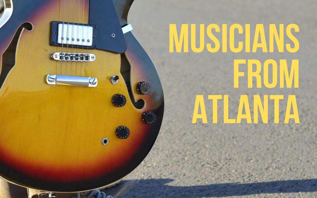 Musicians from Atlanta