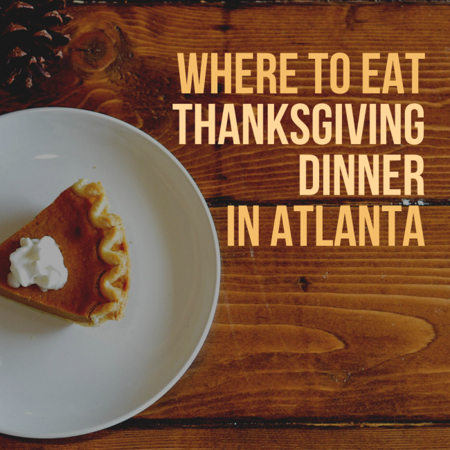 where to eat thanksgiving